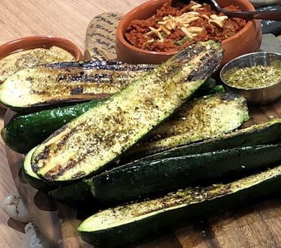 Healthy Connections 4 Life Grilled Zucchini Website